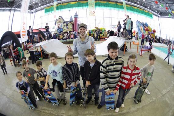 Скейт-школа