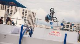 Мобильный скейтпарк от компании ЦЕХ для чемпионата по уличным видам спорта Red Bull «Лучший город Земли»