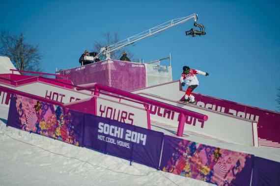 Джиббинговое оборудование для Олимпиады в Сочи 2014