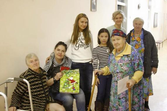 Отделение сестринского ухода при больнице города Куровское