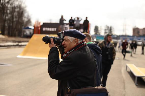 Экстремальный фотограф