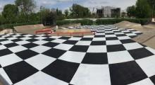 Скейт-парк Vans в Парке Горького