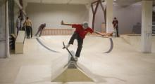 Кураж скейт парк